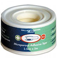 Tape Microporous 5cmx5m 2005016