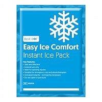 Blue Dot Instant Ice Pack Multilingual Single 9987 20x15cm