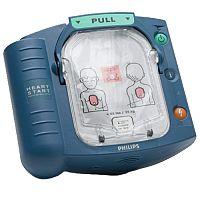 Philips Heartstart HS1 Defibrillator With Case