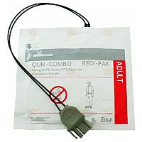 Physio Control LIFEPAK QUIK-COMBO Electrodes with REDI-PAK™ Preconnect System