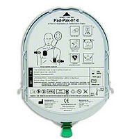 HeartSine Samaritan PAD PAK 07 eTSO Certified Adult Battery & Electrode Pads