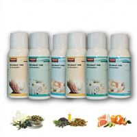 Microburst Aircare Carrick Spa Collection Pack 6