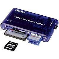 HAMA USB 2.0 Multislot Card Reader Windows Vista 32-BIT