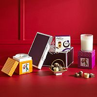 Candles & Chocolates Gift Box