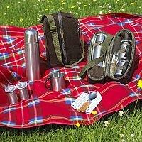 Chilly Days Picnic Flask Set