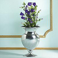 Pewter Vase Gift Set