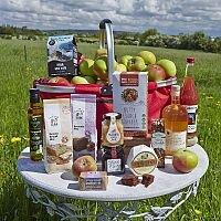 Farmers Market Irish Food Basket