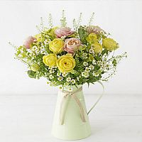 A Beautiful Morning Bouquet of Flowers