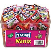 Maoam Minis Pack Contains 40 Maoam Minis (Pack of 1) 50547