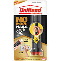 Unibond No More Nails Click n Fix 30gm 2312989
