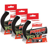 UniBond Power Tape Black 3 for 2 HK810860