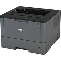 Brother HL-L5100DN Workgroup Mono Laser Printer Auto Duplex Network