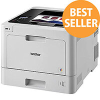 Brother HLL8260CDW Color Laser Printer Duplex A4 Wireless Networking