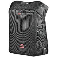 Monolith Laptop Backpack - 15.6 inch - USB, Audio Jack Port - SmartBackpack - Ballistic Nylon Material - Commuter Security 3210