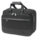 Monolith Deluxe Nylon Multi Purpose Laptop Case Black/Grey