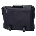 Briefcase Softsided Black