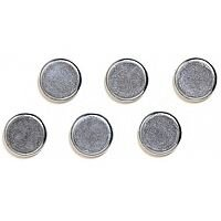 Franken Chrome Magnets Round 10mm Pack of 6 HMS13