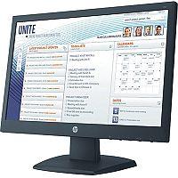 HP 18.5in LED Computer Monitor V5J61AT#ABU