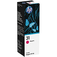 HP 31 70ml Magenta Ink Bottle 1VU27AE