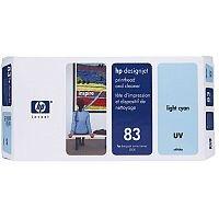 Hewlett Packard No 83 UV Light Cyan Printhead C4964A