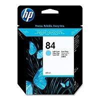 HP No 84 Design Jet Light Cyan Inkjet Cartridge C5017A