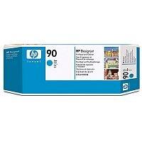 Hewlett Packard No 90 Cyan Printhead/Cleaner C5055A