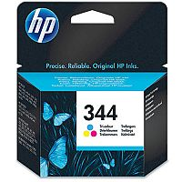 HP 344 Tricolour Inkjet Cartridge C9363EE