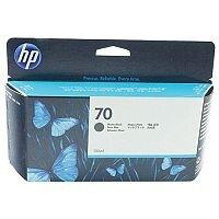 Hewlett Packard No 70 Inkjet Cartridge 130ml Black C9448A