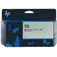 Hewlett Packard HP 70 Inkjet Cartridge 130ml Light Magenta C9455A