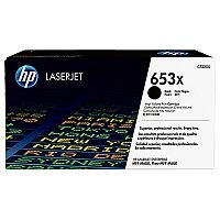 HP 653X Black High Yield LaserJet Toner Cartridge CF320X