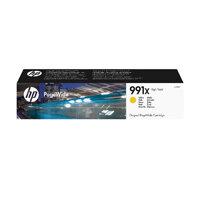 HP 991X High Yield Yellow Original PageWide Cartridge M0J98AE