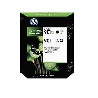 HP 901XL/901 2-Pack Original Ink Cartridges Black/Tri-colour SD519AE