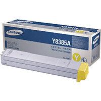 Samsung CLX-Y8385A Yellow Toner Cartridge SU632A