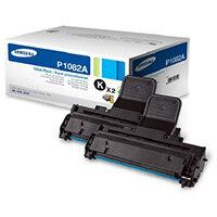 Samsung MLT-P1082A Black Standard Yield Toner Cartridges Pack of 2 SV118A