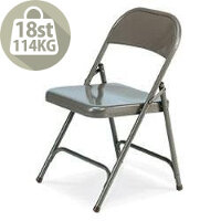 Tough Metal Folding Chair