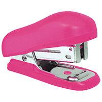 Rapesco Bug Mini Stapler Hot Pink Blister Pack of 12 1412