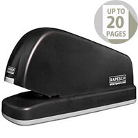 Rapesco Electric Stapler 826EL 26/6 Black