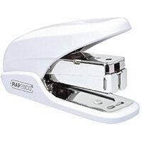 Rapesco X5 White Mini Less Effort Stapler 1310
