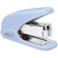 Rapesco X5 Powder Blue Mini Less Effort Stapler 1338
