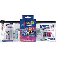 Helix Filled Pencil Case Pack of 6 HX1638