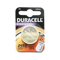 Duracell DL2450 Multipurpose Battery 540 mAh Lithium Manganese Dioxide (Li-MnO2) 3 V DC