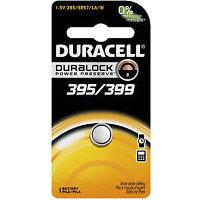 Duracell D395 Multipurpose Battery Silver Oxide 1.6 V DC