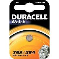 Duracell D392 Multipurpose Battery 42 mAh Silver Oxide 1.5 V DC
