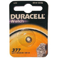Duracell Multipurpose Battery 28 mAh Silver Oxide 1.5 V DC