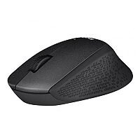 Logitech M330 Mouse Optical Wireless Black Radio Frequency USB