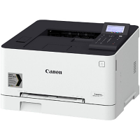 Canon i-SENSYS LBP621Cw - Printer - colour - laser - A4/Legal - 1200 x 1200 dpi - up to 18 ppm (mono) / up to 18 ppm (colour) - capacity: 250 sheets - USB 2.0, Gigabit LAN, Wi-Fi(n), USB host