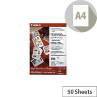 Canon HR-101 Copy & Multipurpose Paper A4 210 mm x 297 mm 50 Sheet