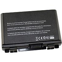 V7 Laptop Battery Rechargeable Lithium-Ion (Li-Ion) 4400 mAh 10.8V - for ASUS F52, ASUS F82, ASUS K40