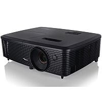 Optoma S321 DLP Projector 3D-Ready 800x600 SVGA High Contrast - 3200 Lumens - 6000 Hour Lamp