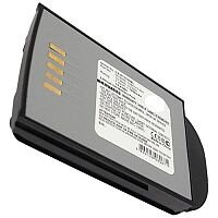 Zebra CV3001 Handheld Device Battery 2400 mAh Proprietary Battery Size Lithium Ion Rechargeable 17 Hour Run Time